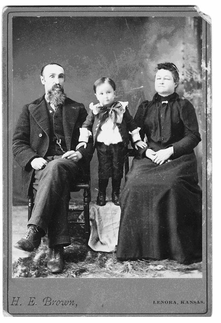 George, Sophrona and Glenn DuBois
