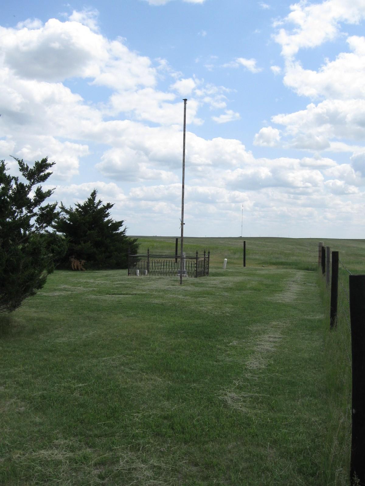 Photo of Cope Cemetery (or Leota Cemetery)