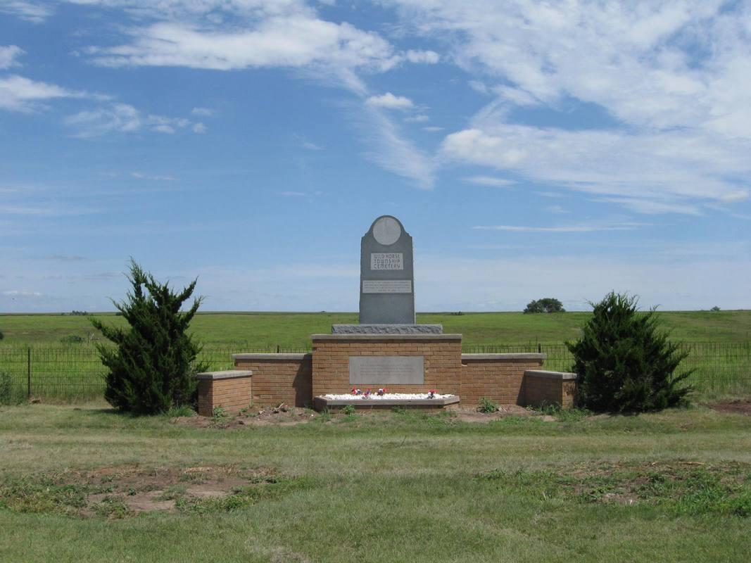 Pioneer memorial photo